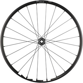 "Shimano WH-MT500 27,5"" Disc CL Clincher E-Thru 100mm , musta"